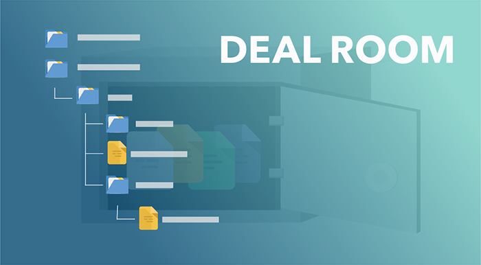 Introducing: Deal Room 1