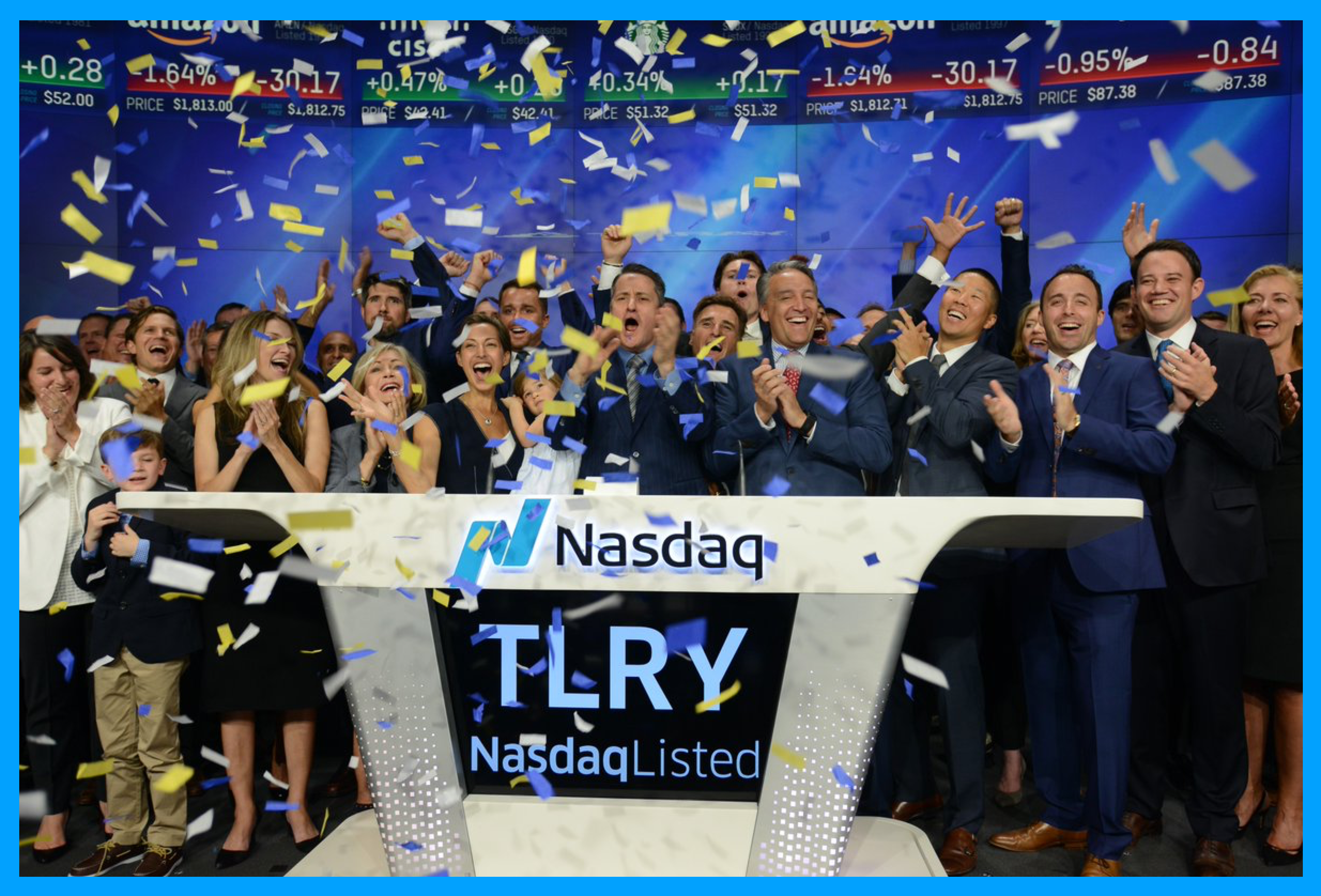Tilray's (regulated) road to IPO: Lessons from one of the first publicly-traded cannabis companies 1