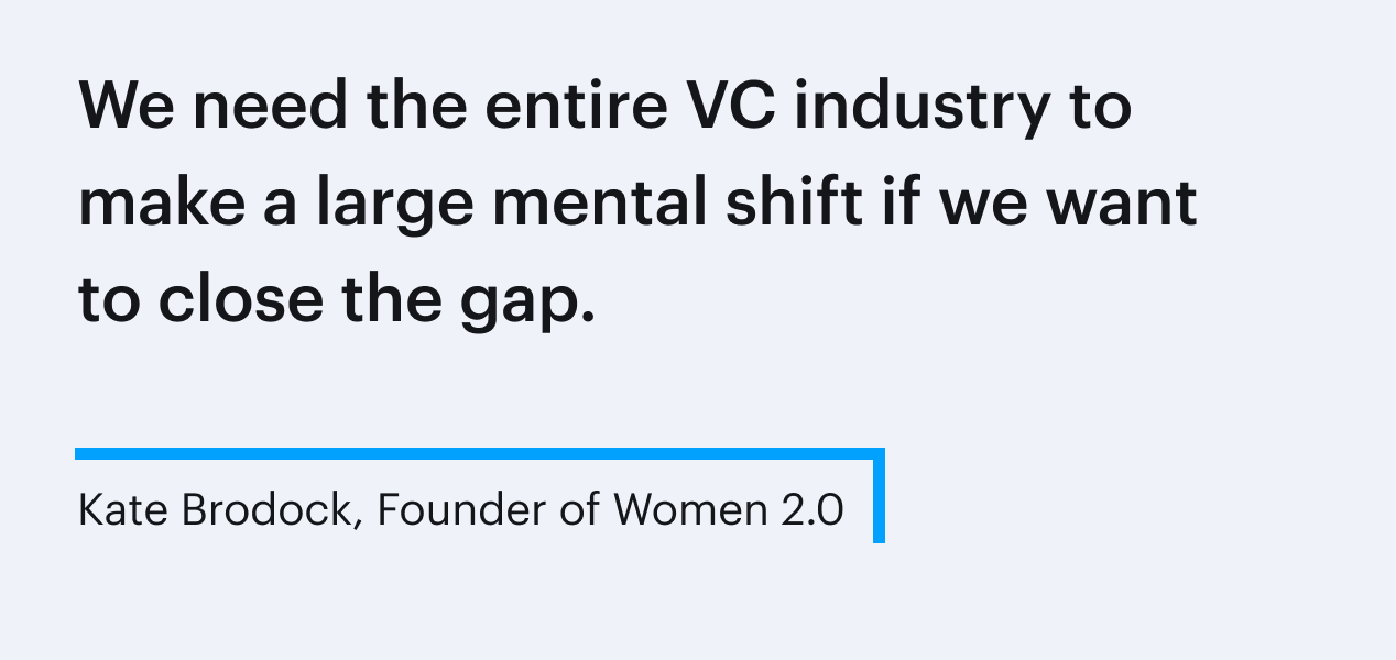Starting a women-led fund: An interview with Women 2.0 founder Kate Brodock 2