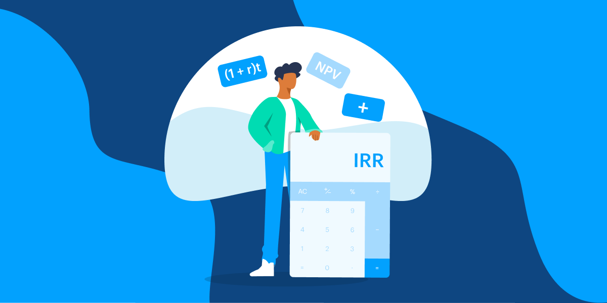 internal rate of return (IRR)||||