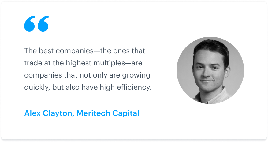 SaaS company valuations, metrics, and IPOs: An interview with Alex Clayton of Meritech Capital 1