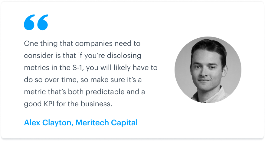 SaaS company valuations, metrics, and IPOs: An interview with Alex Clayton of Meritech Capital 6