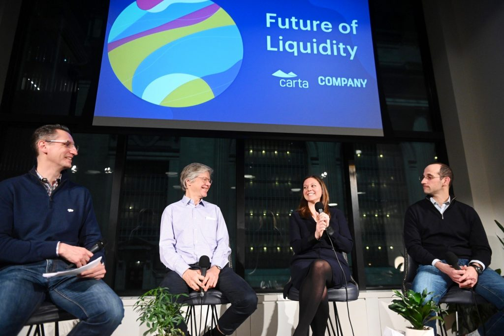 future of liquidity
