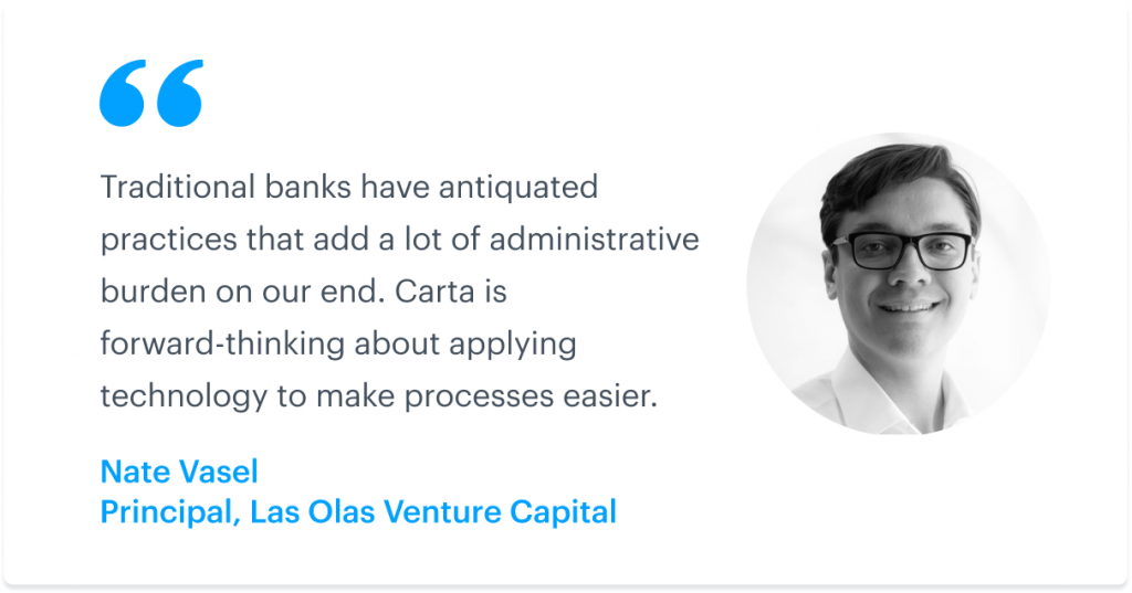 How Las Olas uses Carta to manage their back office 1