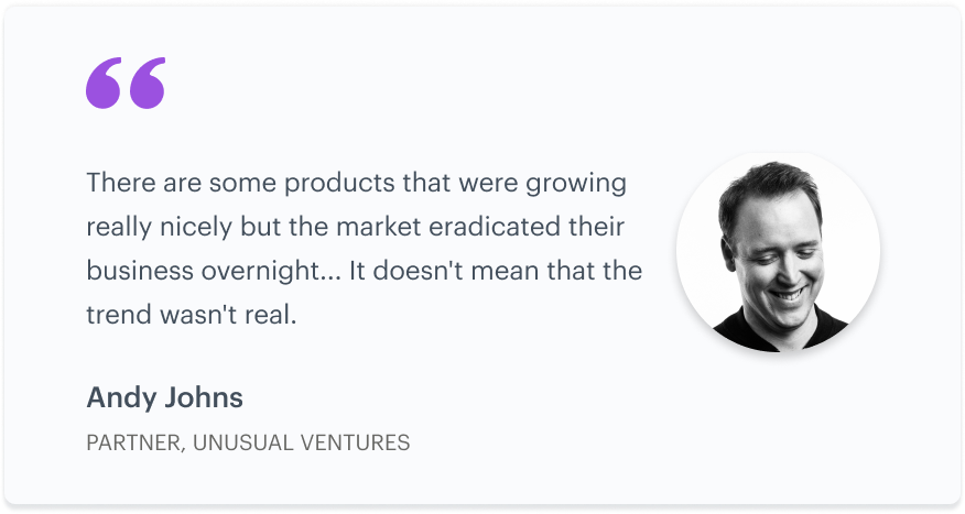 Growth and innovation: a Q&A with Andy Johns of Unusual Ventures 1