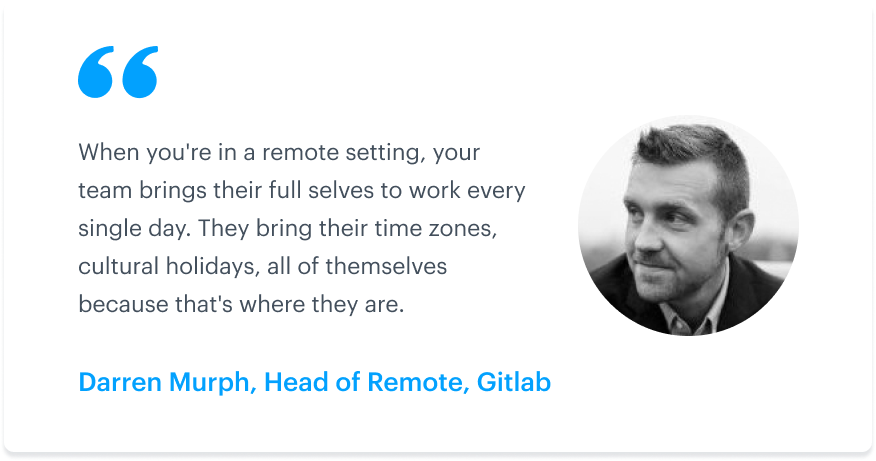 How COVID-19 is changing the remote landscape: A Q&A with GitLab's head of remote 1