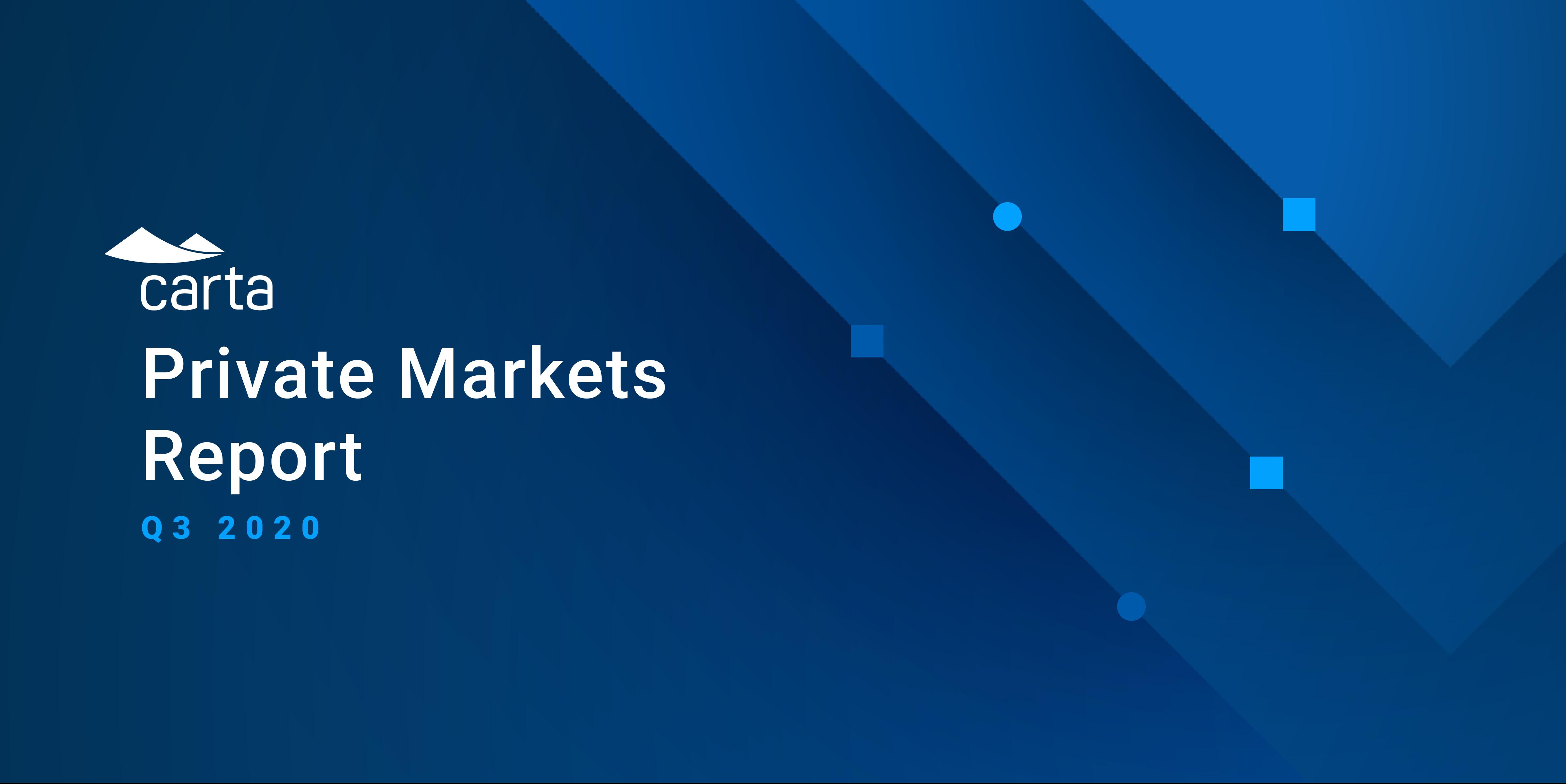 private markets report