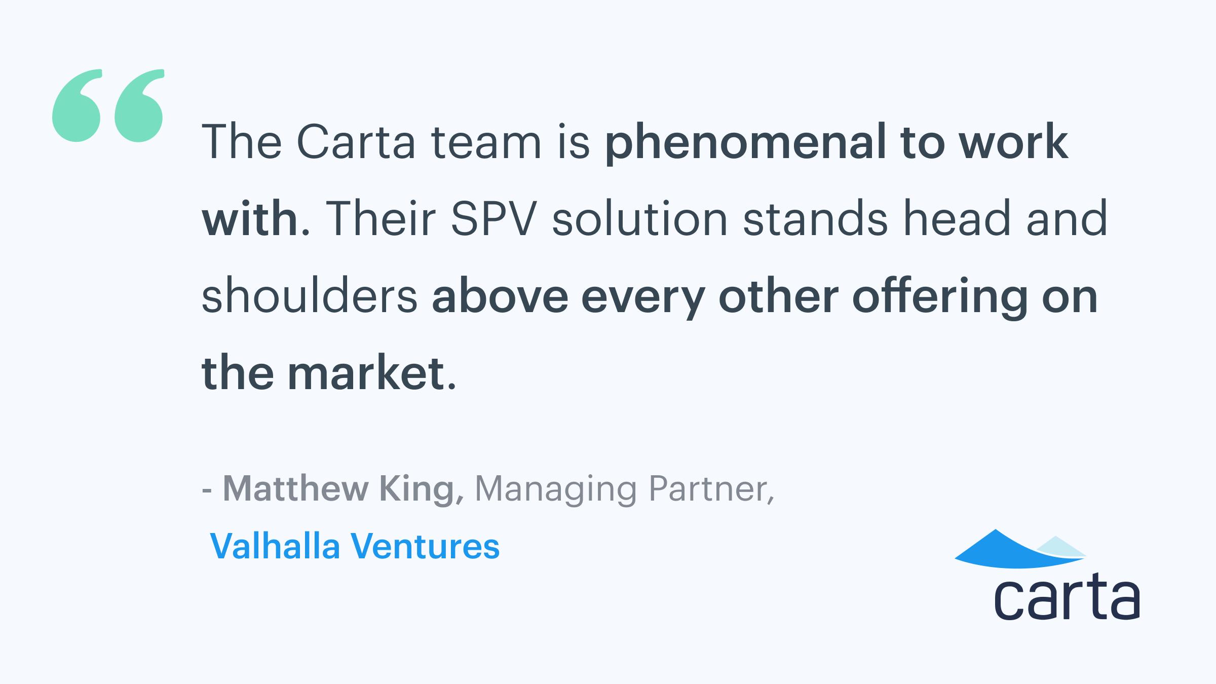 Form your next SPV on Carta 2