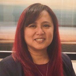 Headshot of Rachel Nazario