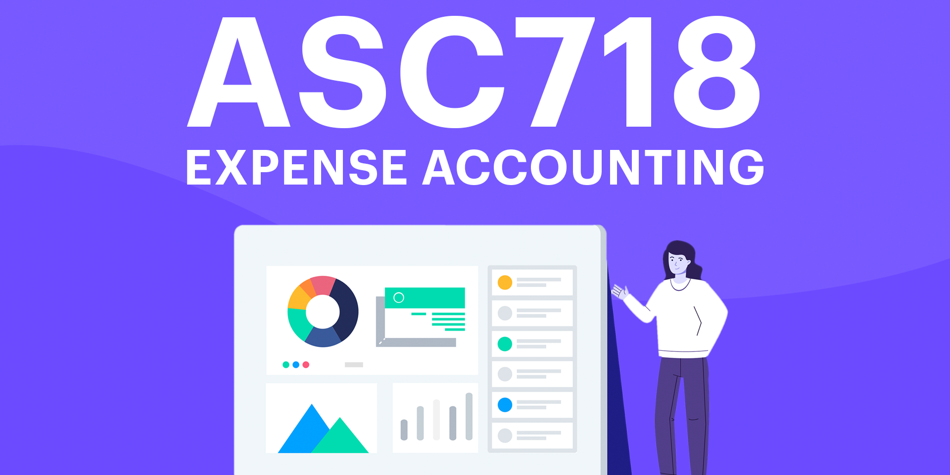 ASC718 expense accounting