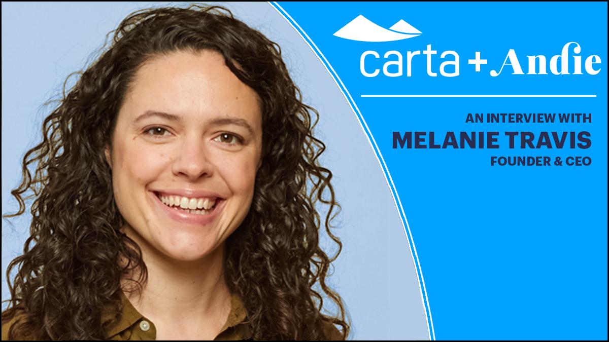 Carta Conversations: Melanie Travis of Andie