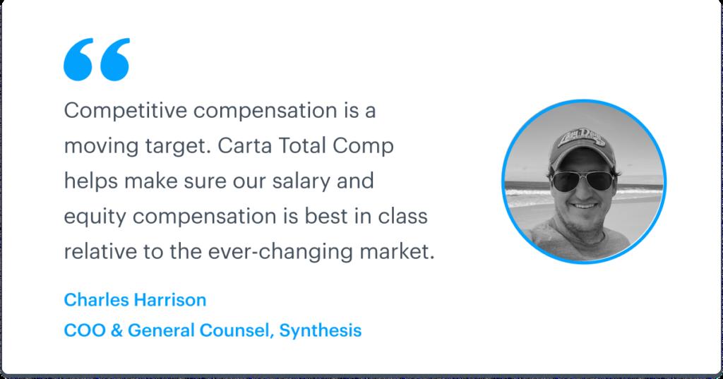 Carta Total Comp | Compensation Management Software 3